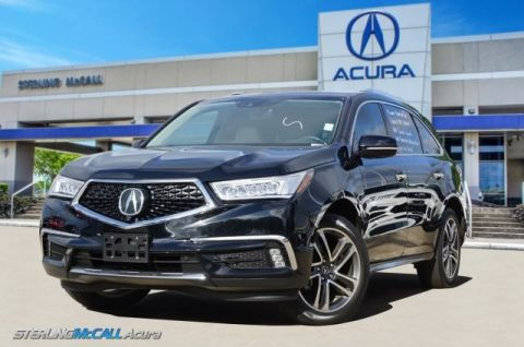 Used 2017 Acura MDX w/Advance Pkg