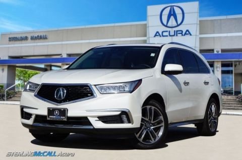 Used 2017 Acura MDX w/Advance/Entertainment Pkg