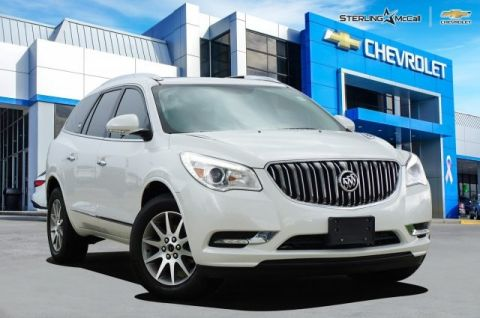 Used 2016 Buick Enclave Leather