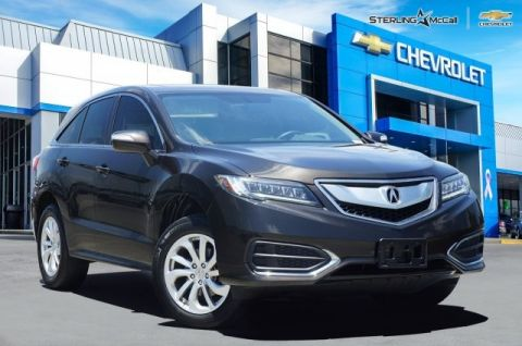 Used 2016 Acura RDX 1-Owner, Leather, Bluetooth, Back up Camera