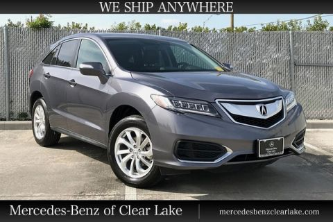 Used 2017 Acura RDX w/AcuraWatch Plus