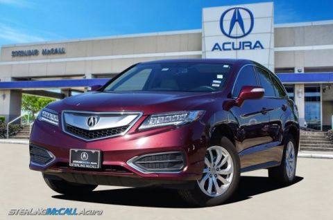 Used 2016 Acura RDX Technology Pkg