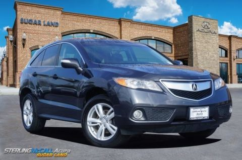 Used 2015 Acura RDX Tech Pkg