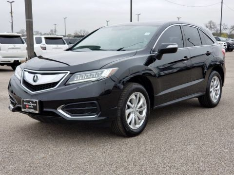 Used 2017 Acura RDX w/Technology Pkg