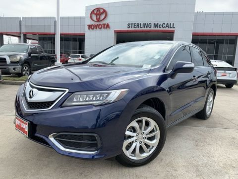 Used 2018 Acura RDX w/Technology Pkg