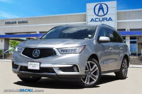 Used 2018 Acura MDX w/Advance Pkg