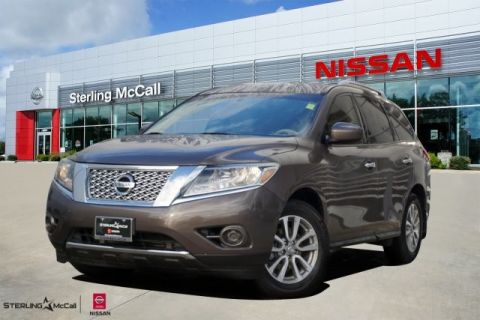 Used 2015 Nissan Pathfinder S