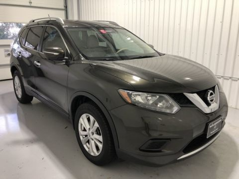Used 2015 Nissan Rogue SV!!... Third Row Seat!!...