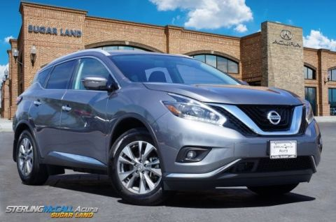Used 2018 Nissan Murano SL W/SUNROOF & NAVIGATION