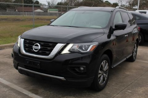 Used 2018 Nissan Pathfinder