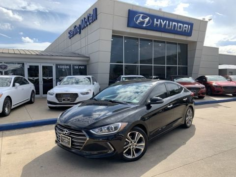 Used 2017 Hyundai Elantra Limited TECHNOLOGY PACKAGE