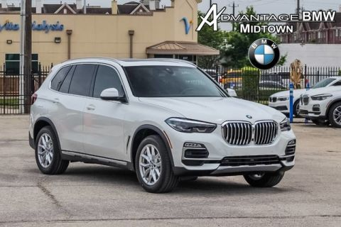 New 2020 Bmw X5 Xdrive40i Suv In League City L9c99926 Advantage Bmw Of Clear Lake