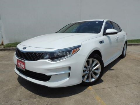 Used 2018 Kia Optima EX