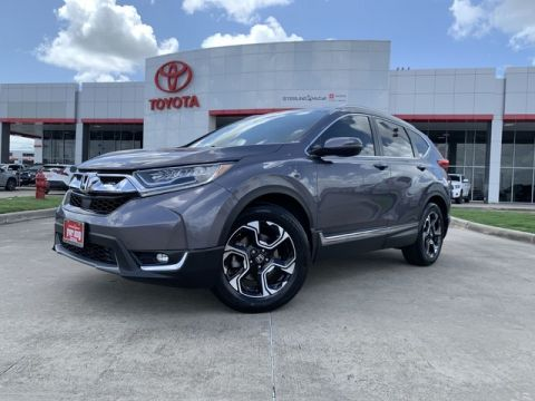 Used 2017 Honda CR-V Touring