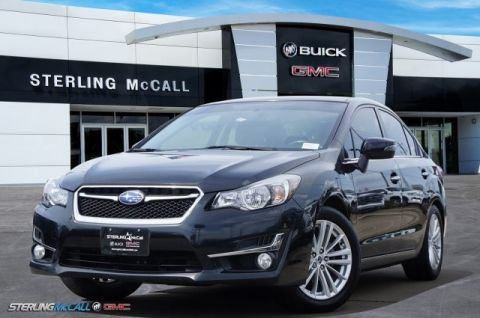 Used 2016 Subaru Impreza Sedan Limited