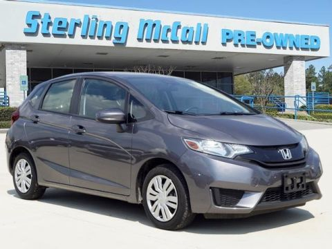 Used 2016 Honda Fit LX
