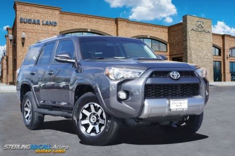 Used 2018 Toyota 4Runner TRD Off Road Premium *** NAVIGATION *** SUNROOF ***