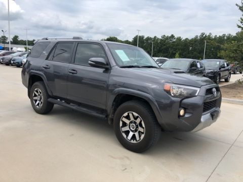 Used 2018 Toyota 4Runner TRD Off Road Premium