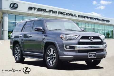 Used 2017 Toyota 4Runner Limited