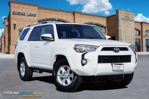 Used 2019 Toyota 4Runner SR5 *** Third Row *** NAVIGATION ***