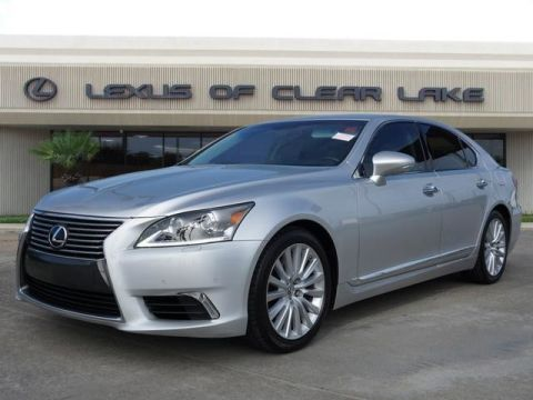 Used 2013 Lexus LS 460 COMFORT PACKAGE