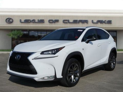 Used 2017 Lexus NX NX Turbo F Sport