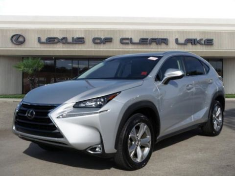 Used 2017 Lexus NX LUXURY NAVIGATION