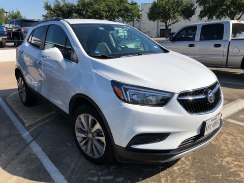 Used 2018 Buick Encore Preferred