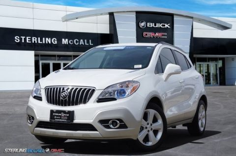Used 2016 Buick Encore Leather