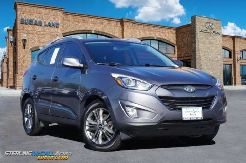 Used 2015 Hyundai Tucson Limited