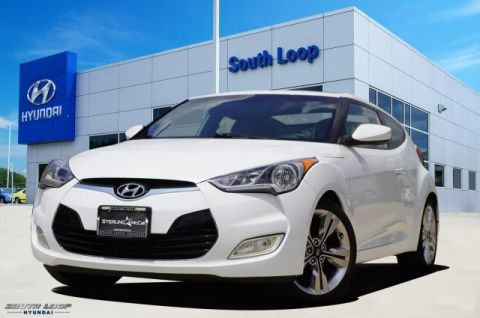 Used 2017 Hyundai Veloster Tech