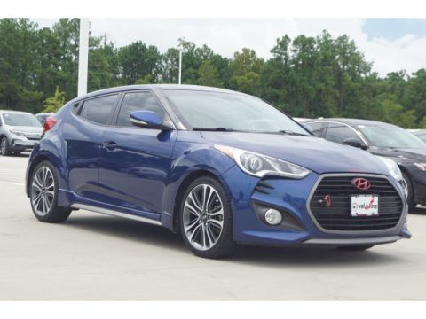 Used 2016 Hyundai Veloster Turbo Rally Edition