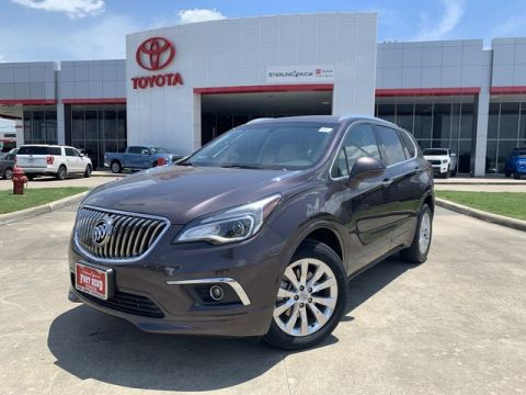 Used 2017 Buick Envision Essence