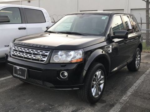 Used 2014 Land Rover LR2 HSE