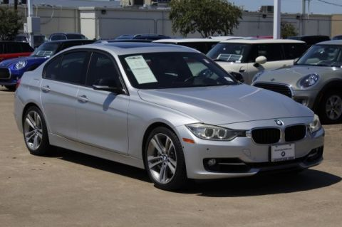 Used 2012 BMW 3 Series