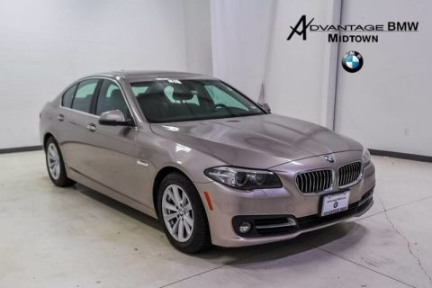 Used 2016 BMW 5 Series