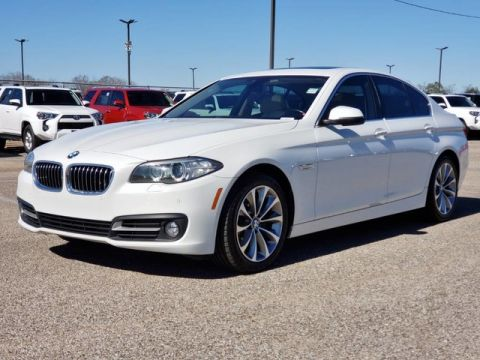 Used 2016 BMW 5 Series 528i xDrive