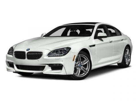 Used 2015 BMW 6 Series 650i xDrive
