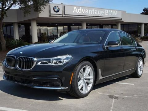 New 2019 Bmw 7 Series 750i Sedan In League City Kgm24680r