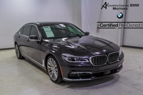 Certified 2018 BMW 7 Series