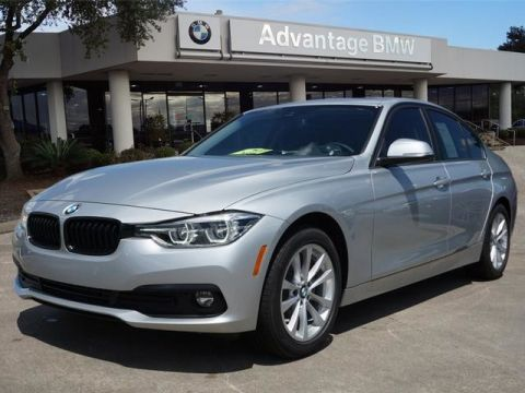 New 2018 BMW 3 Series 320i