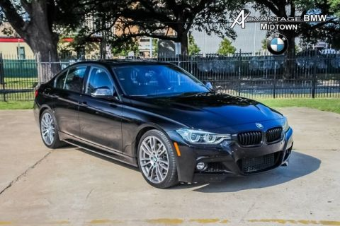 Used 2016 BMW 3 Series