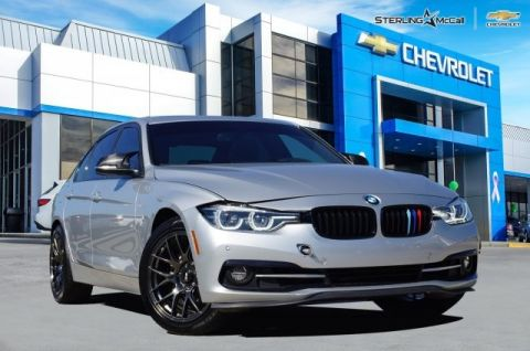 Used 2017 BMW 3 Series 330i