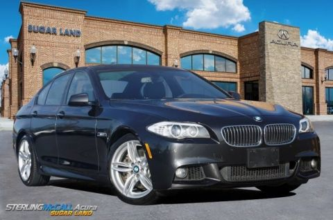 Used 2013 BMW 5 Series 535i *** NAVIGATION *** BLIND SPOT ***