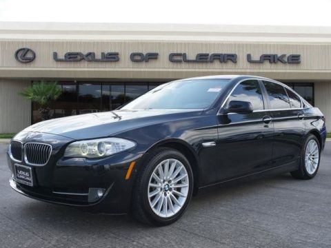 Used 2013 BMW 5 Series 535i