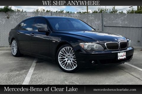 Used 2008 BMW 7 Series 750Li
