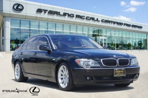 Used 2006 BMW 7 Series 750Li