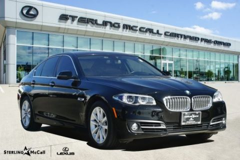 Used 2015 BMW 5 Series 550i