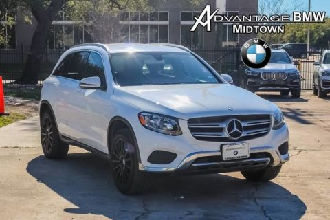 Used 2016 Mercedes-Benz GLC