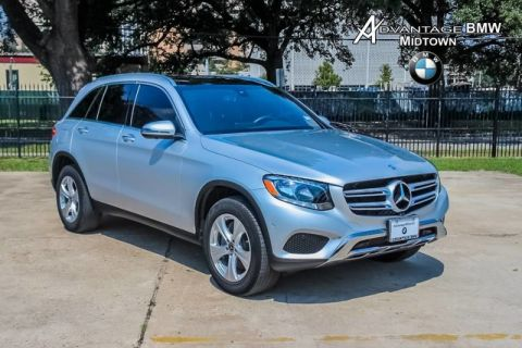 Used 2017 Mercedes-Benz GLC